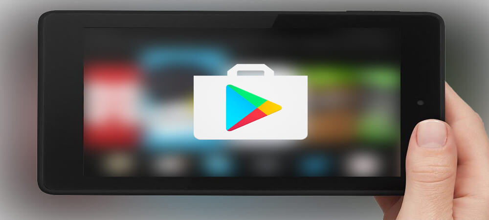 Play Store para tablet de android