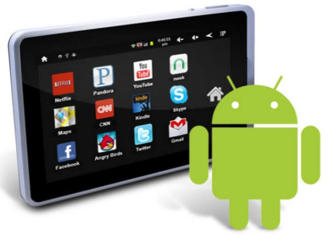 tablet con android instalado